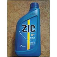 Масло моторное ZIC(Зик) A+ 10W-40 1 л.