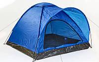Палатка универсальная 3-х местная GEMIN SY-102403 (р-р 1,8х2,0х1,2м, PL 170T, пол PE 110g-m2)