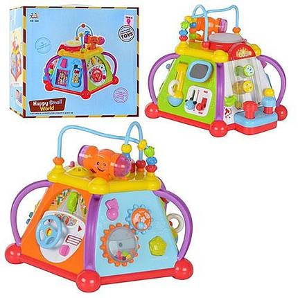 Мультибокс детская развивающая игрушка (N-806), фото 2