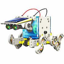 Робот-конструктор CIC 21-615 14in1 на солнечной батарее (005660), фото 3