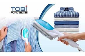Отпариватель ручной Tobi Smoll w-26 Белый\синий (005510), фото 2