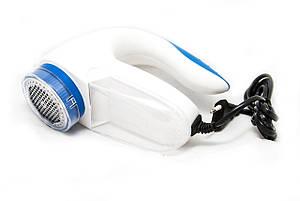 Машинка для стрижки катышков с одежды Lint Remover 5880 Бело-голубой (000256), фото 2