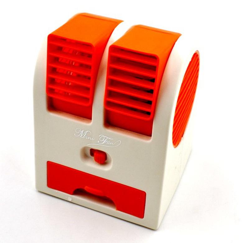 Вентилятор-кондиционер Plymex HB-168 Mini Оранжевый (5854)