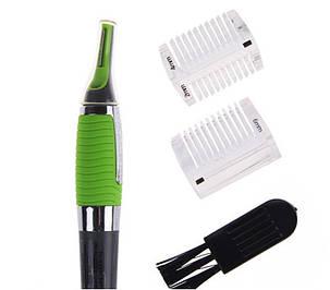 Триммер для удаление нежелательных волос Plymex Micro Touch Max Зеленый (1em_000462), фото 2