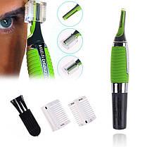 Триммер для удаление нежелательных волос Plymex Micro Touch Max Зеленый (1em_000462), фото 3