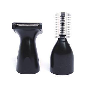 Триммер для носа и ушей Gemei GM-3107 Серебристый (1em_002844), фото 2
