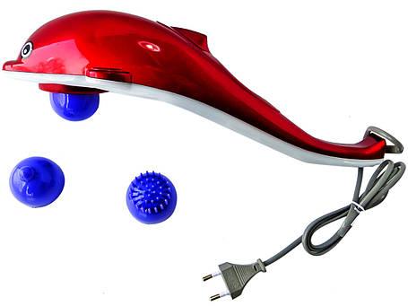 Ручной массажер Дельфин маленький Dolphin 668, фото 2