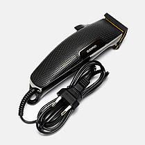 Машинка для стрижки волос Gemei 806 Черный (005222), фото 3