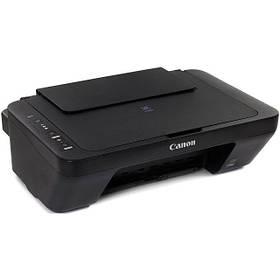 МФУ Canon Pixma E414 + USB cable Черный (1313-6810)