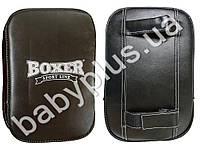 Макевара малая кожа. Boxer Sport Line 1019-02