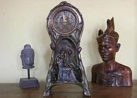 Коллекционные Каминные (настольные) часы Veronese Девушка 10092A4
