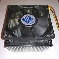 Радиатор с кулером для светодиода 20Вт, 30Вт, 50Вт