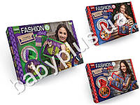 Набор для творчества Вышивка мулине гладью Fashion Bag. DankoToys FBG-01-03-05