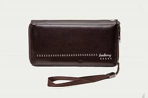Мужской кошелек Baellerry Business Mens Wallet Коричневый (60862), фото 2