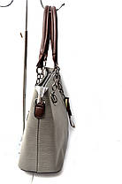 Сумка женская Daisy Серый (1810153), фото 3