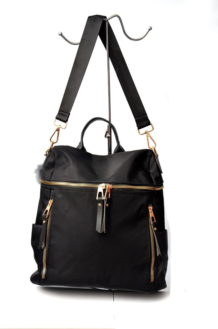 Рюкзак женский Daisy Черный (1808331)