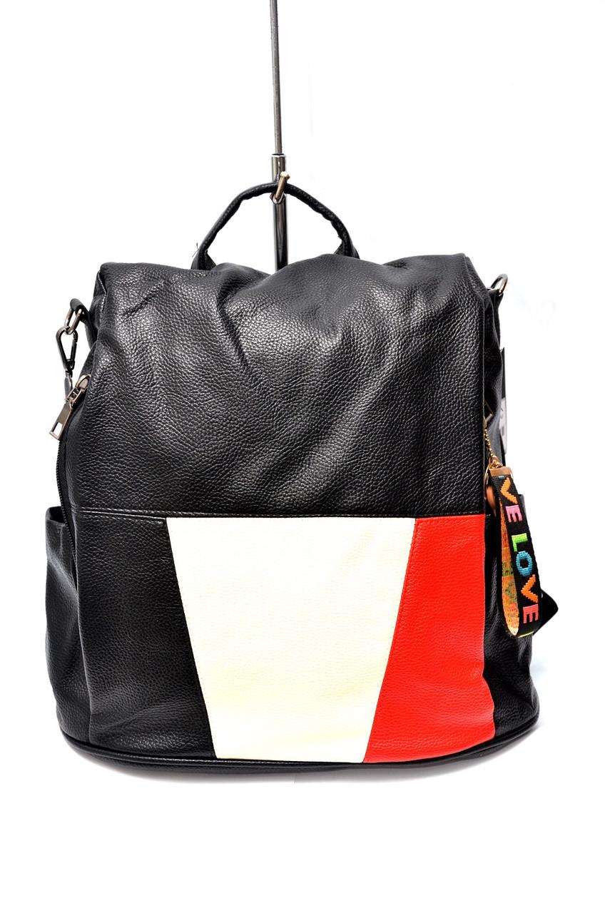 Рюкзак женский Daisy Черный (1808301)