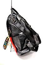 Рюкзак женский Daisy Черный (1808301), фото 2