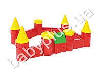 Набор стройматериалов Крепость 1. Технок 1592