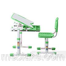 Комплект парта и стул-трансформеры FunDesk Sole Green, фото 3