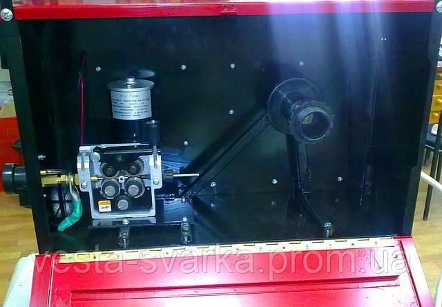 Выпуск экспериментальной партии АВС-320 MIG\MAG