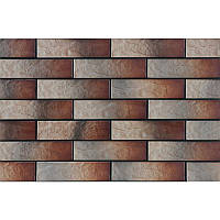 Клинкерная плитка Cerrad Alaska Rust 1с 24,5*6,5*0,65 серая