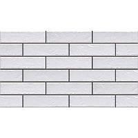 Клинкерная плитка Cerrad Foggia Bianco 1с 24,5*6,5*0,65 см