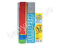 Обложки Двойной узорный шов. Tascom 11-DH. Для учебников на 5-7 классы. В комплекте 9 шт. (Цена за к