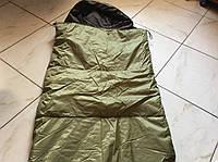 Спальный мешок осень-весна (одеяло с капюшоном) -1...+22 градусов С