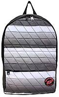 Повседневный прочный рюкзак 20 л. Skechers Mask 75001;01 антрацит