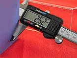 Термопрокладка Halnziye HC50 2.5мм 100х100 синяя 4W термоинтерфейс для ноутбука (TPr-HC50), фото 3