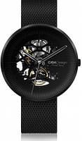 Часы Xiaomi CIGA Mechanical Watch MY Series Black / черные круглые