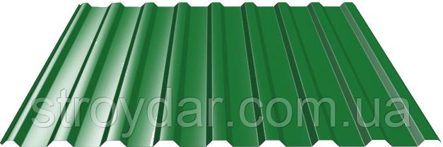 Профнастил Suntile pp 20 кровельно-стеновой 0,45 МАТ
