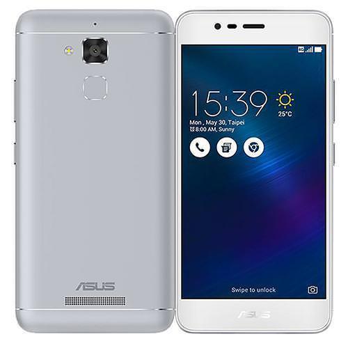 Смартфон ASUS Zenfone 3 MAX ZC520TL 3/32Gb Silver