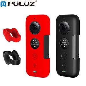 Силиконовый чехол Puluz для экшен-камеры Insta360 One X