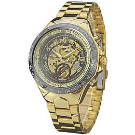 Мужские часы Winner Bussines Gold (2588-7341а)