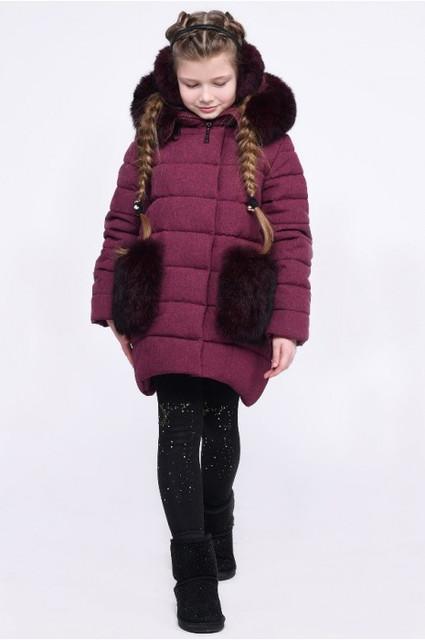 New collection 2018/19 детских зимних курток