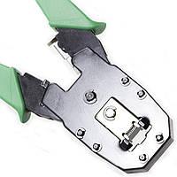 Клещи Lesko для опрессовки штекеров RJ11 RJ12 RJ45 (1269-6743a)