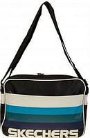 Мужская стильная сумка Skechers Hot Rock 75201;39 синий