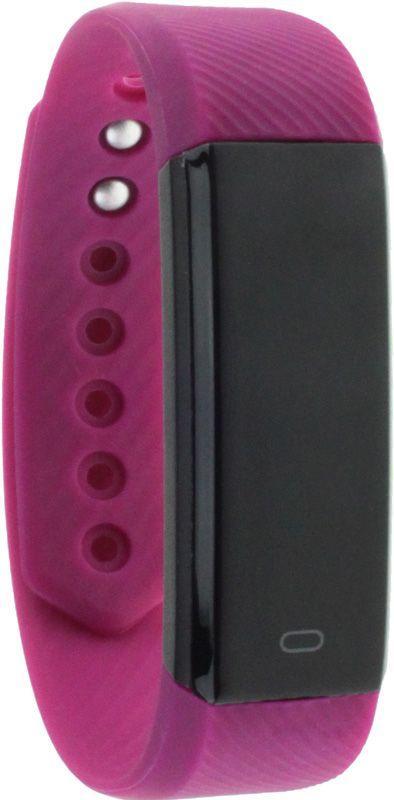 Фитнес-браслет UWatch ID115HR Пурпурный (59697)