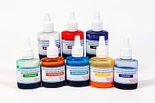 Светопрозрачные красители эпоксидной смолы Просто и Легко набор из 8 цветов по 20 г, фото 2