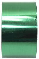 Фольга для литья в рулоне зеленая
