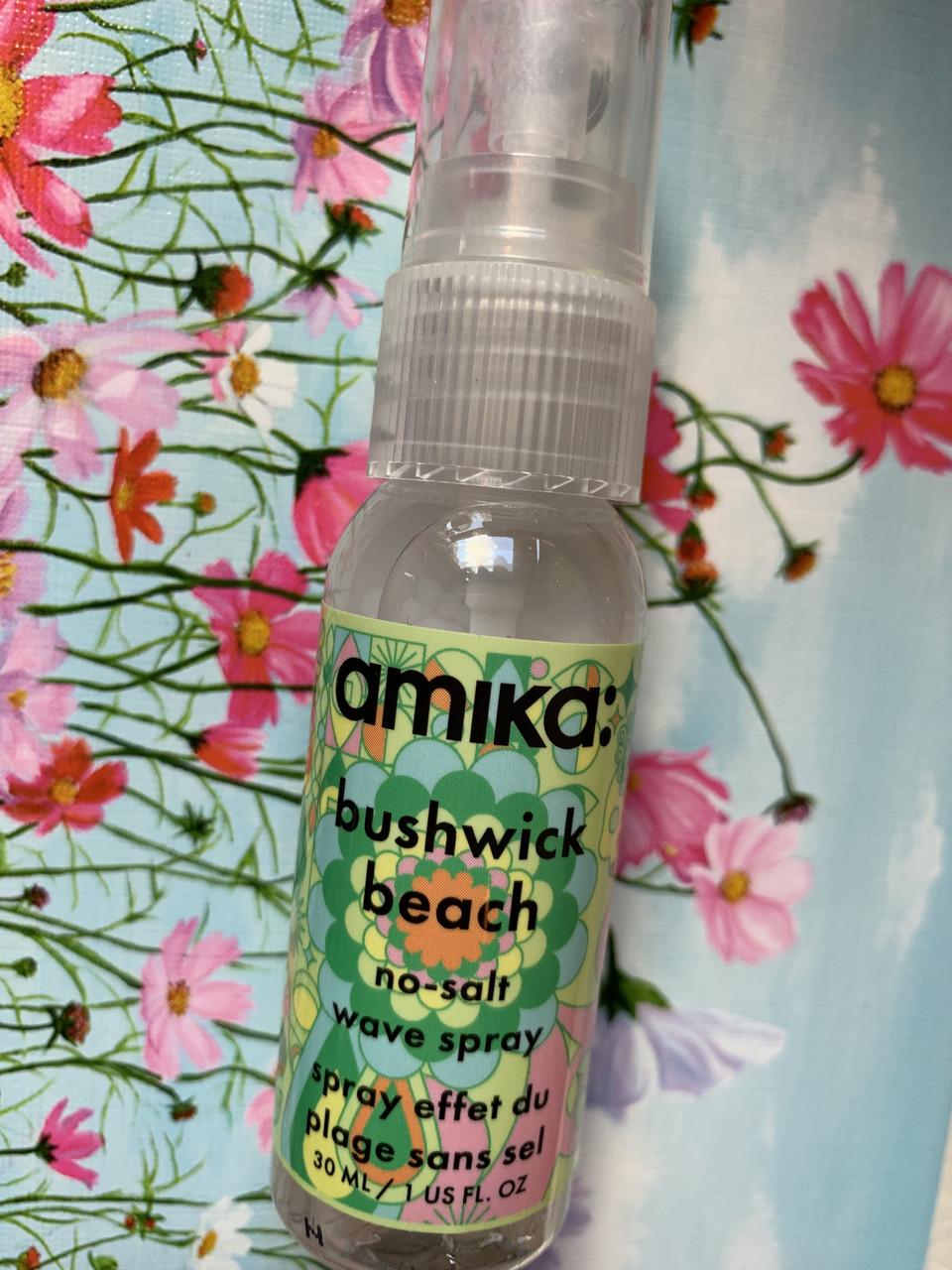 Спрей для создания локонов AMIKA Bushwick Beach No-Salt Wave Spray