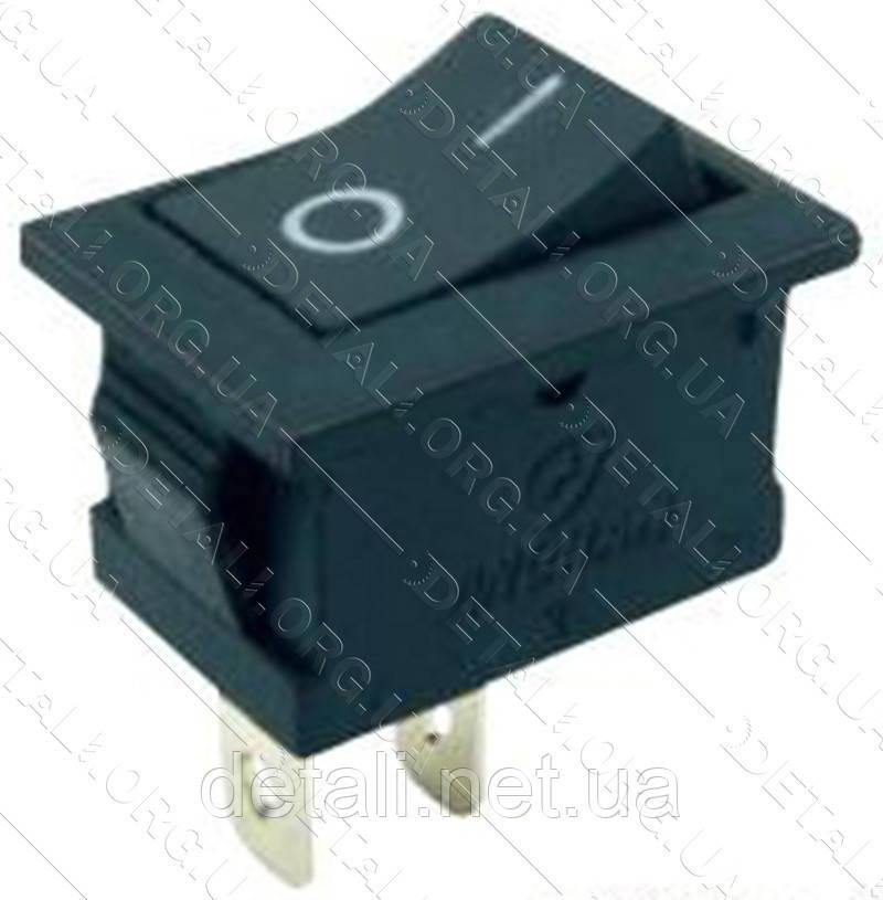 Тумблер 2 положения 2 контакта, Гравер Зенит ЗГ-250 (15*21 mm) 6A