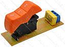 Кнопка фен Powertec PT-2102 / Прокрафт 2200, фото 2