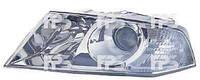 Фара передняя для Skoda Octavia А5 AMercedesIENTE '05-09 правая (DEPO) под электрокорректор