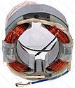 Статор дисковой пилы KGS-18-255-P оригинал 163165 (79*93 L50 d55), фото 2