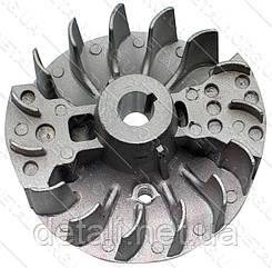 Магнето (маховик) мотокосы 40-5 d14*110 мц-50мм