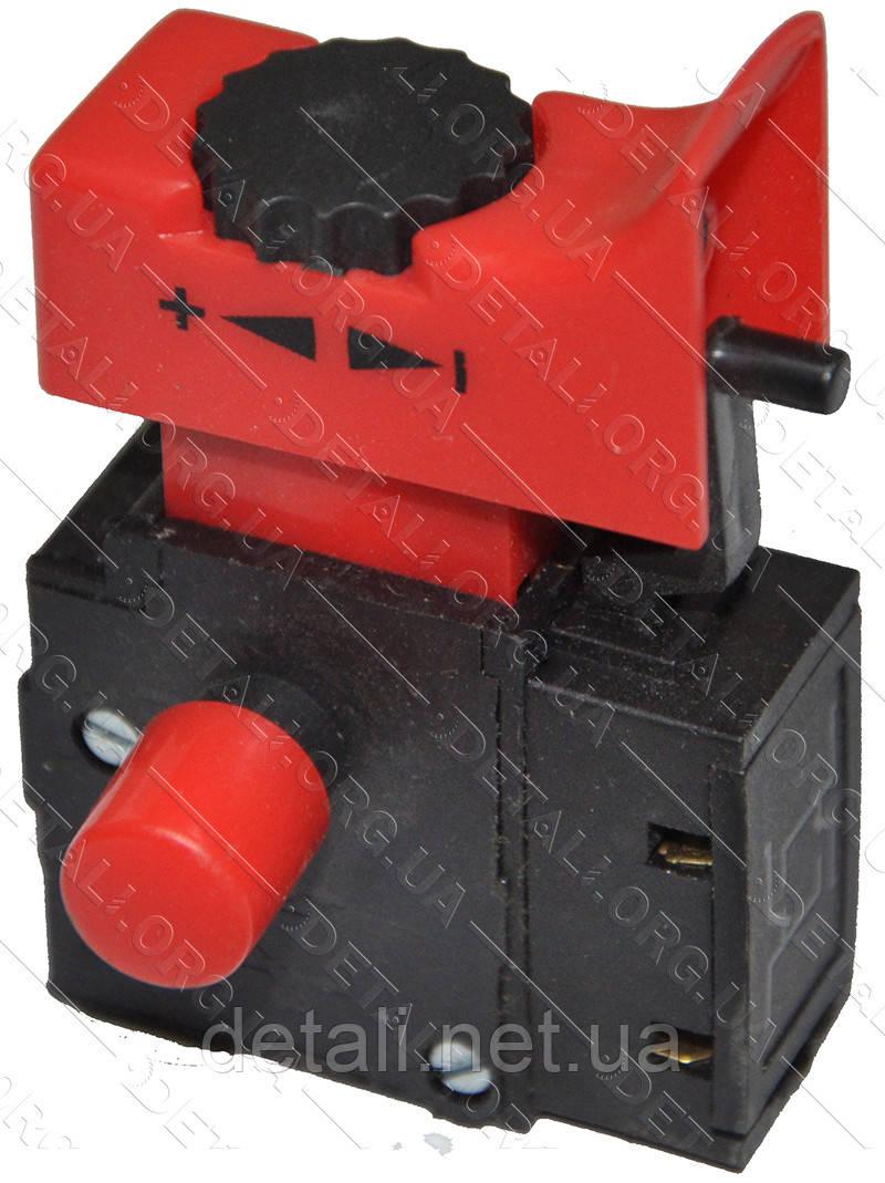 Кнопка дрели waller красная/DEXTER POWER 900 Вт