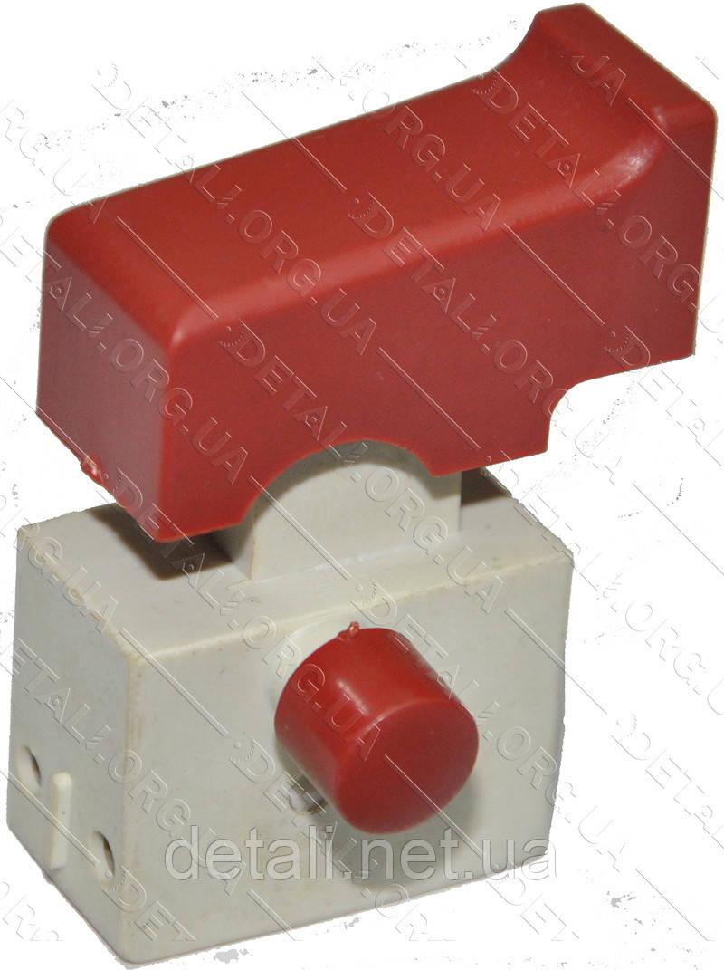 Кнопка болгарки DWT 125/180 без рег